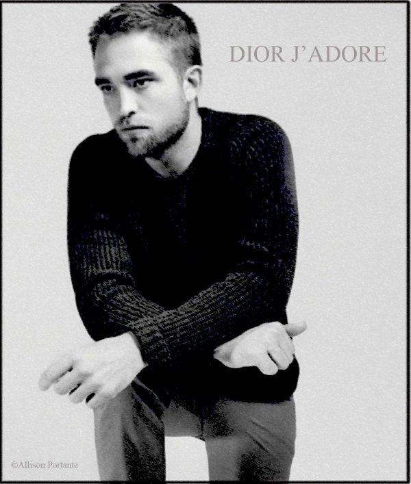 Nouvelle interview de Rob pour GQ Allemagne - Press Junket Dior