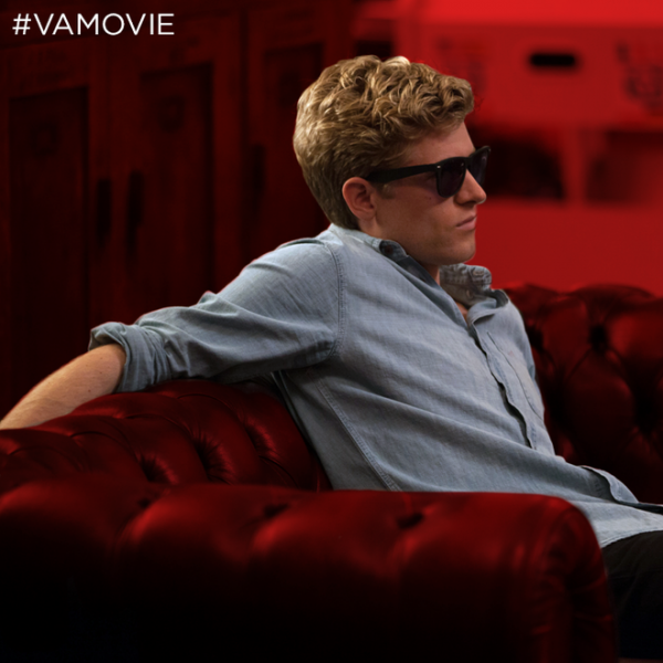 #VAMovie / #VampireAcademy , 1e photo officielle de Jesse