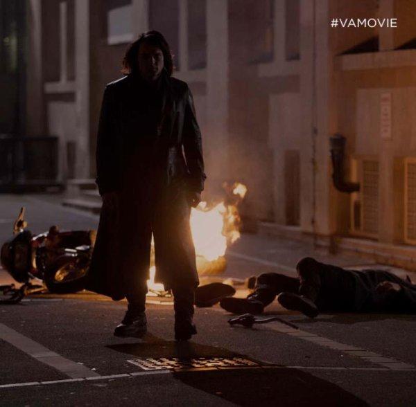 #VAMovie / #VampireAcademy , 1e photo officielle de Dimitri