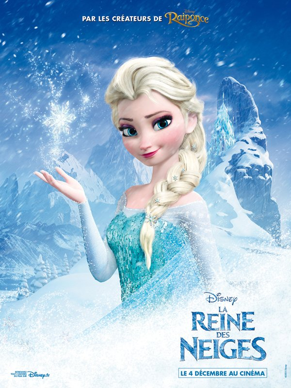 #News #Disney La reine des neige (Frozen en VO)