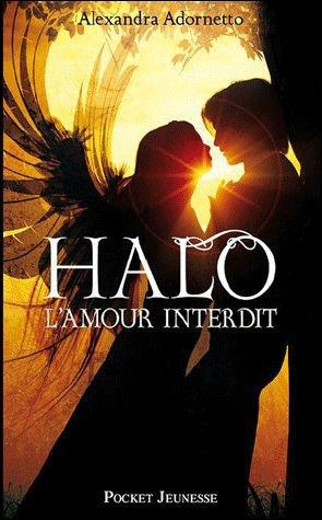 @pocket_jeunesse  Mon avis sur Halo-L'amour interdit