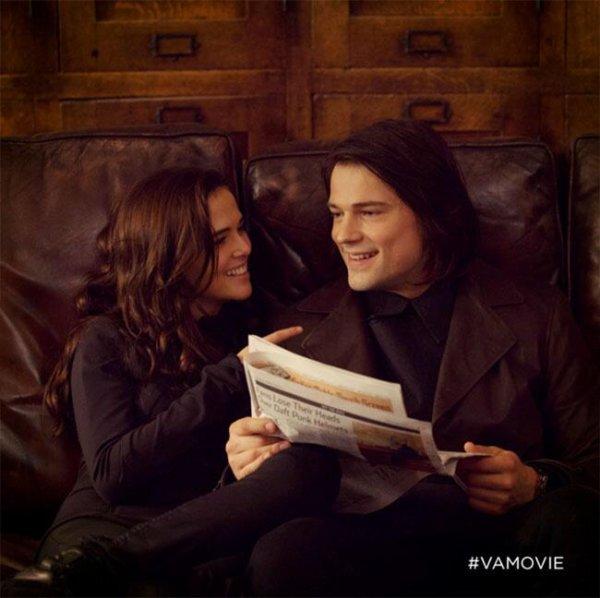 #VAMovie / #VampireAcademy ,EDIT ajout d'une nouvelle photo du film