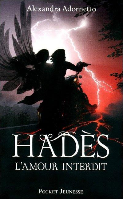 @pocket_jeunesse  Mon avis sur Hadès-L'amour interdit (tome 2)