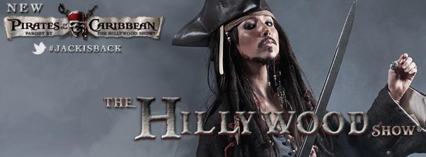 Pirates of the Caribbean Parody by The Hillywood Show