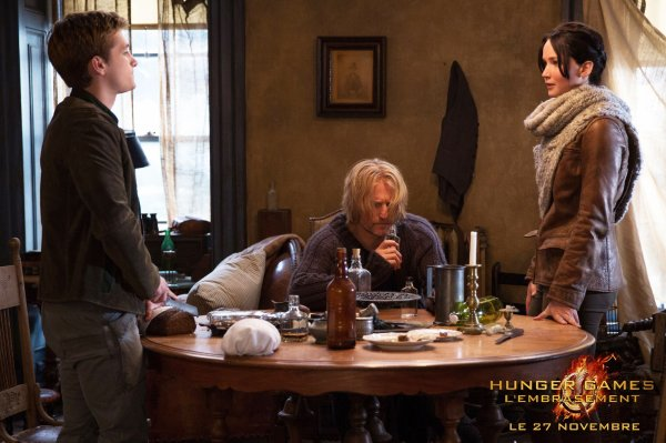 #CatchingFire une nouvelle photo !