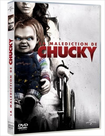 #AVISDVD La malédiction de Chucky (2013)