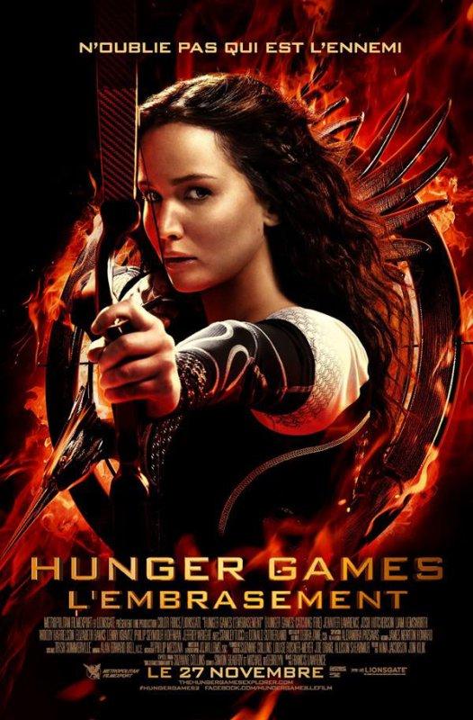 Extraordinaire ! Une Tuerie ! #AVISCINE Hunger Games l'embrasement !