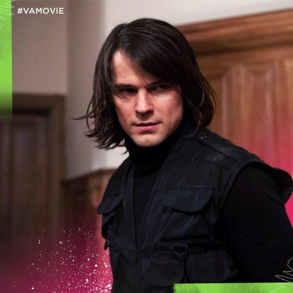 #VAMovie / #VampireAcademy , une nouvelle photo de Dimitri