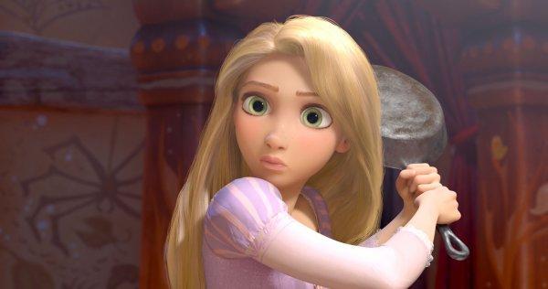 #Raiponce de #Disney c'est ce soir sur M6