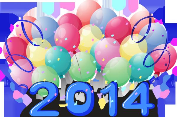 Un très bon réveillon les amis et une très bonne année 2014 !
