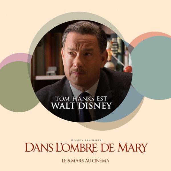 #NEWS #DISNEY Dans l'ombre de Mary. le 5 mars au cinéma !