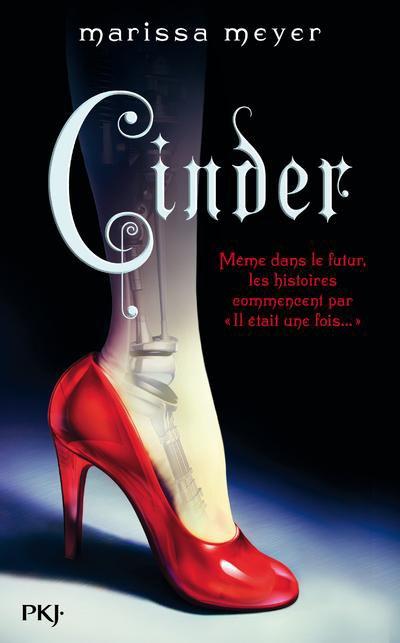 @pocket_jeunesse mon avis sur Cinder de Marissa Meyer