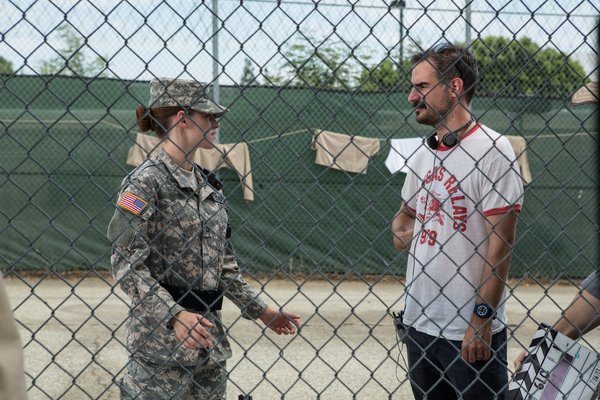 #NEWS photo BTS de  Camp X-Ray