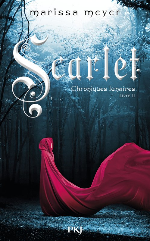 @pocket_jeunesse mon avis sur Les chroniques Lunaires T2 Scarlet de Marissa Meyer