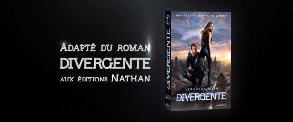 Le premier tome de la trilogie Divergente de Veronica Roth vas être réédité + date de sortie et lien de pré-commande