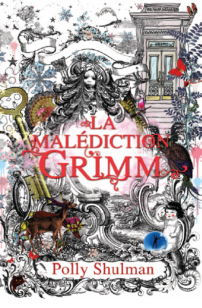 #Concours en partenariat avec @Bayard_Editions La Malédiction Grimm de Polly Shulman est en jeu