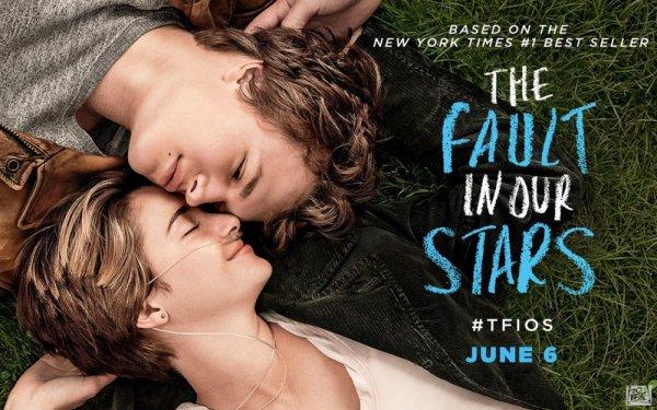 #TFIOS Nos étoiles contraires le roman de John Green et le film !