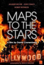 "#GoodNews Maps to the stars"" le prochain film de Robert Pattinson  sort en Mai 2014 sur nos écrans"