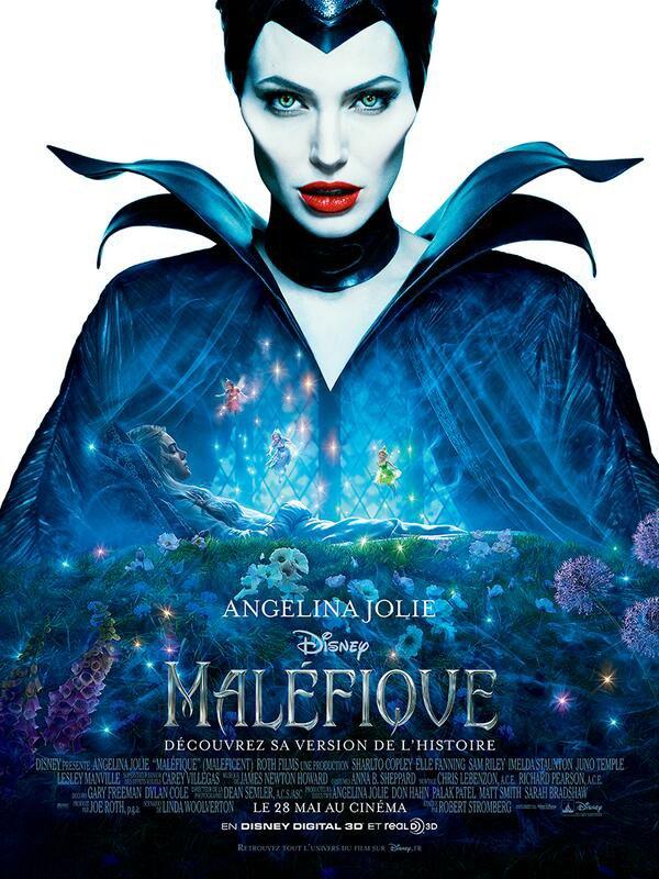 #EDIT: @Maleficent / #Maléfique ajout du poster Français !