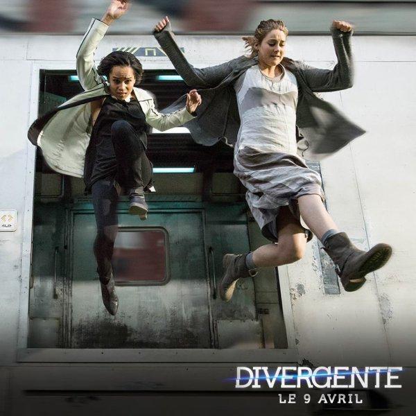 #Divergente présentation de Max et Marcus + 2 nouvelles photos