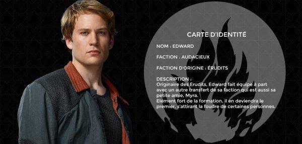 #EDIT #Divergente carte d'identité de Peter