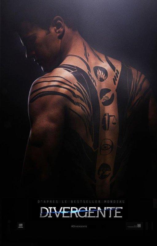 #Divergente De quelle faction Four (Tobias/Quatre) est-il originaire ?
