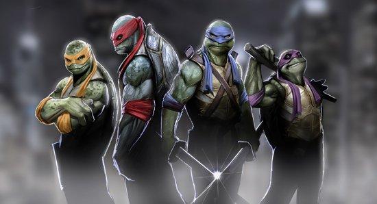 Pour les nostalgiques: Les Tortues Ninja sont de retour le 15 octobre sur grand écran.
