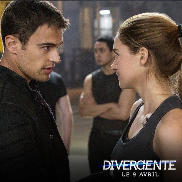#Divergente une nouvelle photo !