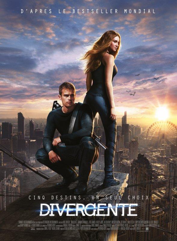 J'ai vu #Divergente et je peux vous dire qu'il est d'enfer ! (Il sort aujourd'hui)