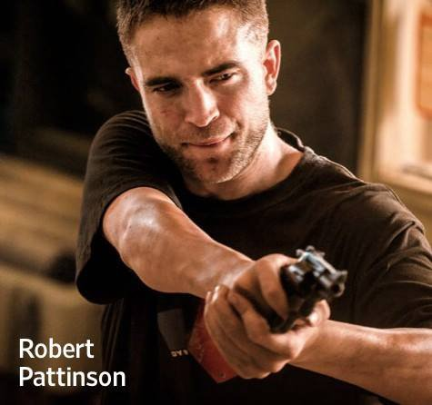 #TheRover une nouvelle photo du film (Rob)