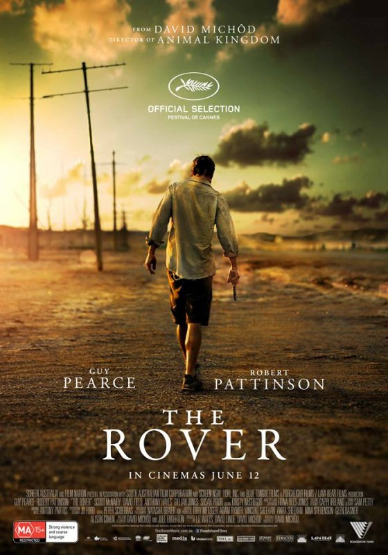 #NEWS affiche HQ de The Rover