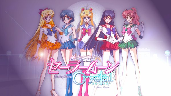 Pour les nostalgiques: Sailor Moon Crystal voici les nouvelles Sailors !
