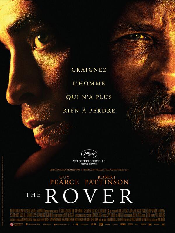#NEWS The Rover l'affiche définitive via @Metropolitan_Fr