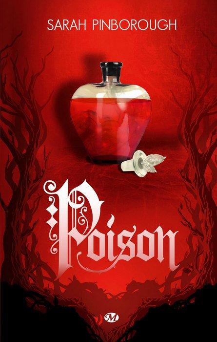Mon avis sur Poison de Sarah PINBOROUGH Milady Imaginaire