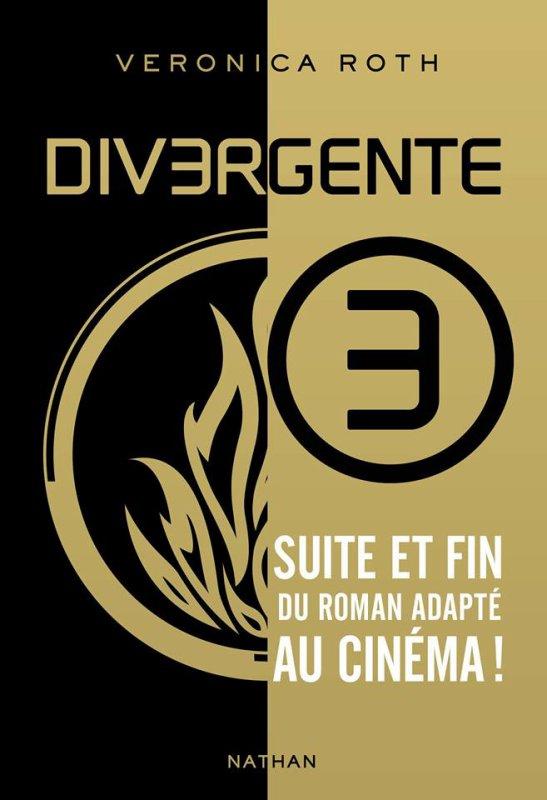 Mon avis sur Divergente T3 Veronica Roth @LireenLive