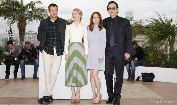 #Cannes2014 #MapsToTheStars Photocall (vidéo)