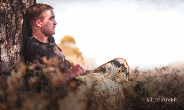#TheRover #EDIT Ajout d' une nouvelle photo du film