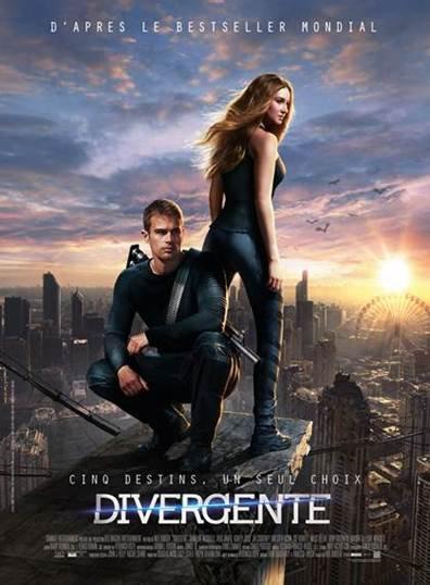 #Divergente ressort au ciné à l'occasion de la Fête du Cinéma (29/06-02/07) !