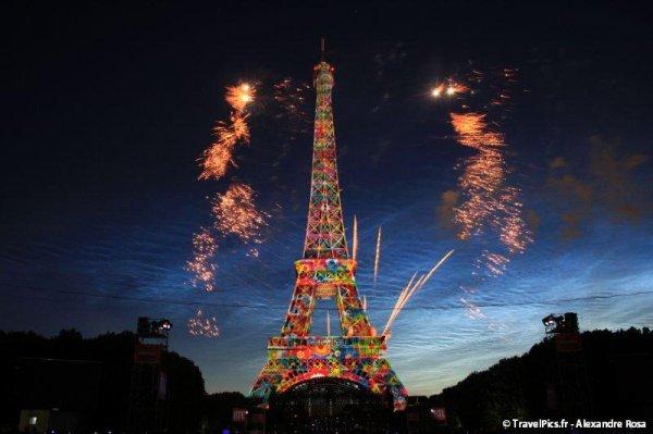 Bon 14 juillet à mes amis Français !!