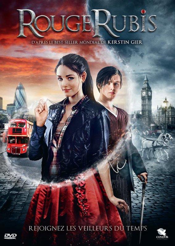 Rouge Rubis le 24 septembre en DVD / BLU-RAY & VOD
