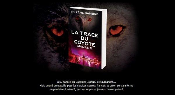 @livredepoche Animae T2 La Trace du Coyote de Roxane Dambre des à présent dans les librairies !