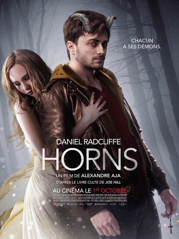 #Horns le nouveau film de Daniel Radcliffe (Harry Potter) à l'air terrible ! Petite présentation