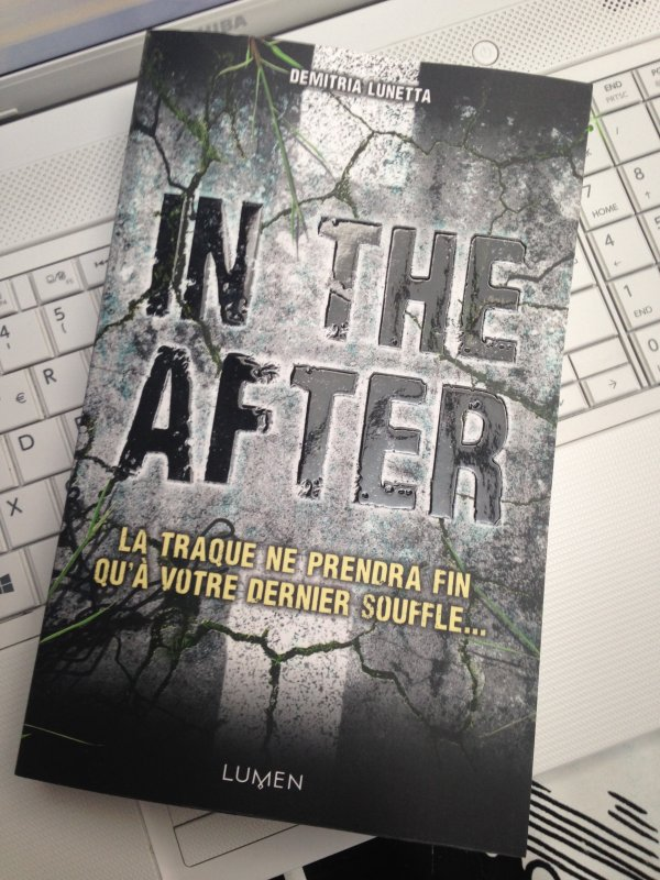 Présentation de In The After de Demitria Lunetta @LumenEditions