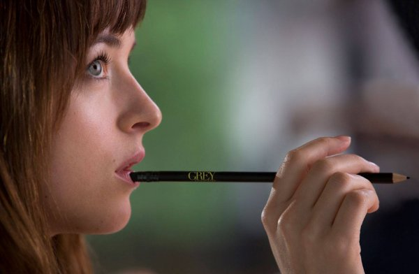 #NEWS #FiftyShadesOfGrey une nouvelle photo