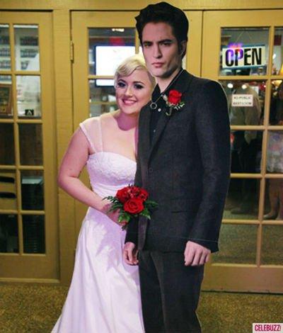 Ce marier avec Robert Pattinson à Las Vegas !! C'est possible, voici la preuve.
