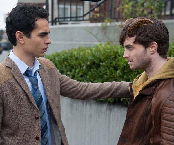 #Horns avec Daniel Radcliffe (Harry Potter) spot TV et nouvelles photos !