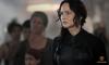 #LaRévoltePart1 une nouvelle photo de Katniss !