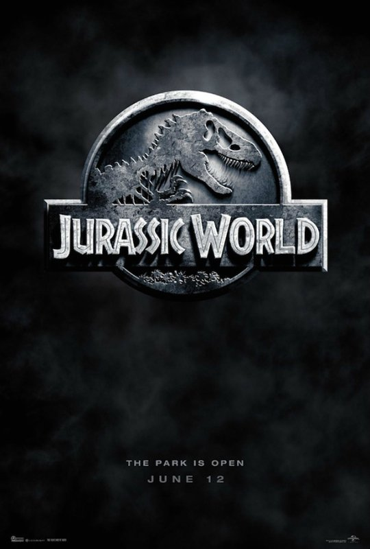 #NEWS Jurassic World le premier poster !