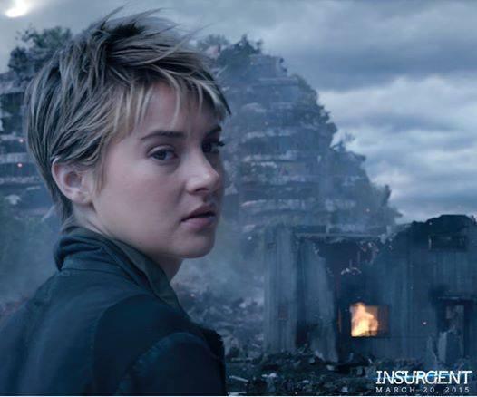 #Divergente2: L'insurrection #Insurgent demain nous aurons un teaser du trailer