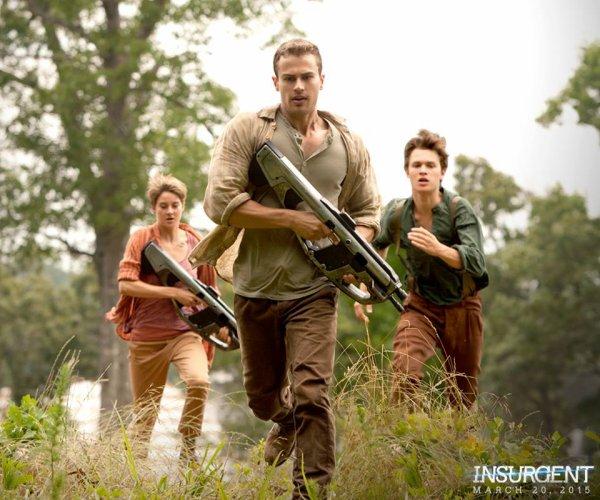 #Insurgent #Divergente2: l'insurrection une première photo !